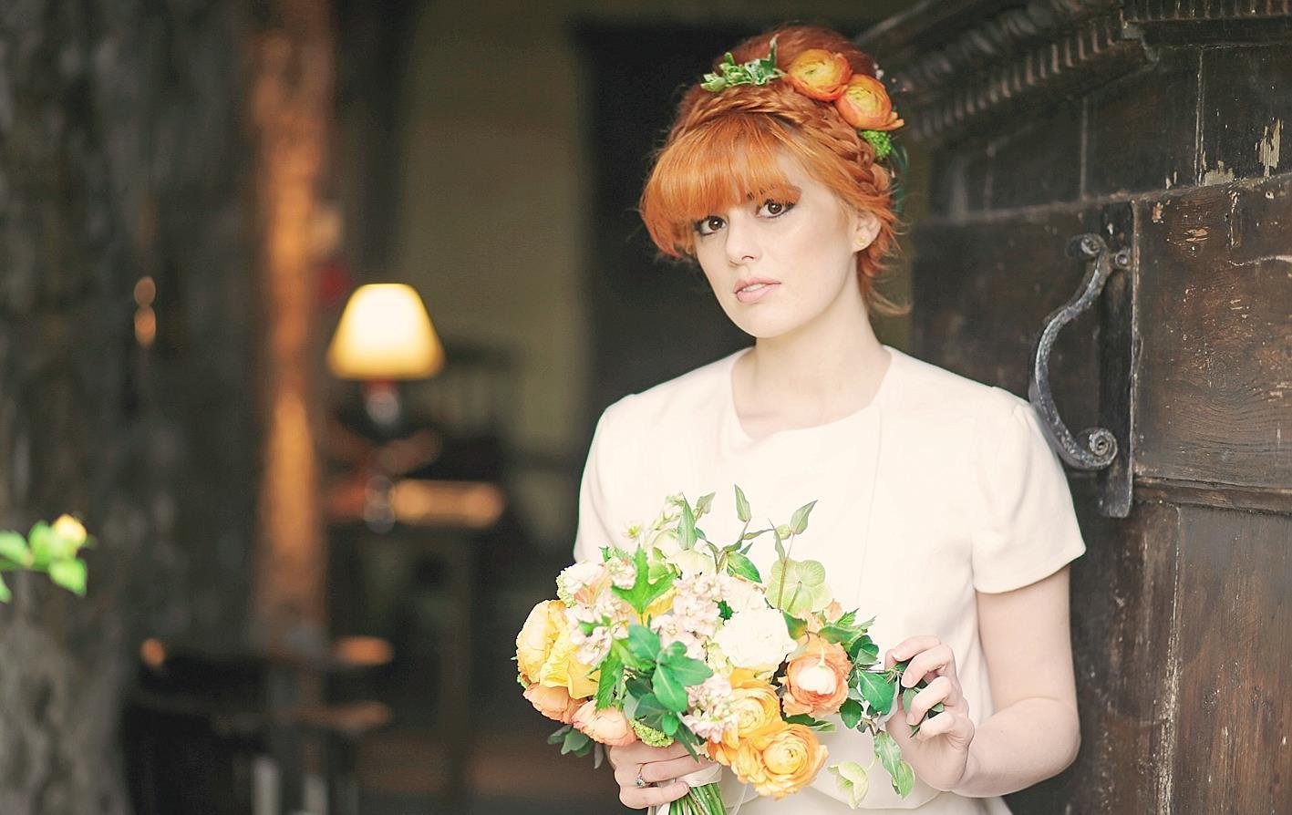 Bright boho flower crown belsflowers helen russell belsflowers bright boho flower crown belsflowers helen russell izmirmasajfo